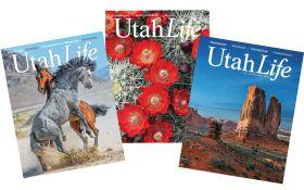 Deal - Utah Life 1-yr Subscription + Bonus Issue