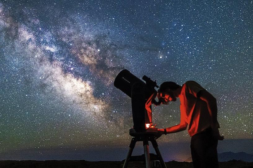 Best for Star-Gazing